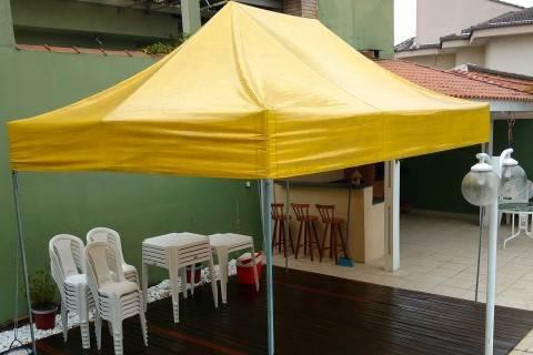 BJ Festas Aluguel de Mesas, Cadeiras, Toalhas, Capas e Tendas 2