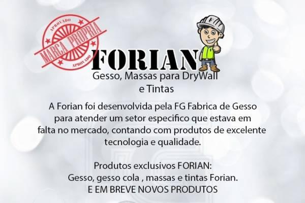 FG Fabricante de Gesso 1