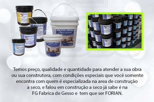 FG Fabricante de Gesso 2