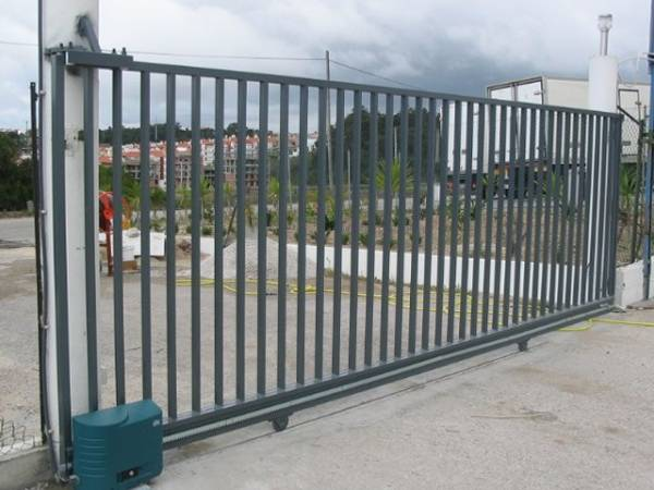 JM Esquadrias de Alumínio, Portões Automáticos 6