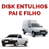 Disk Entulhos Pai e Filho | Tudo in Casa