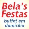 Belas Festas Buffet em Domicílio, Decoração | Tudo in Casa