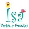 Isa Festas e Eventos, Brinquedos, Salão de Festas | Tudo in Casa